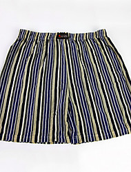 Mens Striped Boxer Shorts Lot New Plaid Boxer Underwear Medium Large XL XXL XXXL
