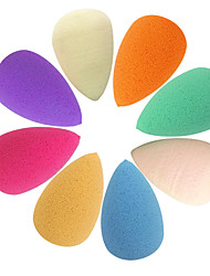 Water Droplets Shape Beauty Makeup Powder Puff(Random Color)