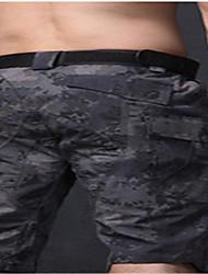 мужские шорты охоты одежды кемпинга&походы / рыбалка / задействуя / водонепроницаемая / носимых / антистатик / пределы bacteric