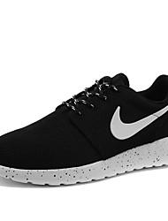 Chaussures Noir Tulle / Tissu Course à Pied Homme