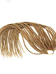 1-12packs Braid Loop Pre-twist braiding senegalese twist braid 20inch x 12strands Top Quality Braiding Hair