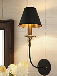 Restoring Ancient Ways Is The Head Of A Bed Lamp Hanging In The Bedroom, Wrought Iron Wall Lamp