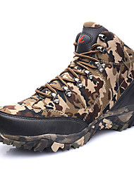 Men's Shoes Outdoor / Office & Career / Work & Duty / Athletic / Casual Customized Materials Boots Animal Print