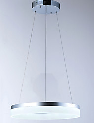 LED Ceiling Pendant Light Chandeliers Lamps Lighting Fixtures with D40CM 18W CE FCC ROHS