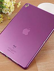 matériau TPU transparent plat coque de protection ultra-mince pour iPad pro 9.7