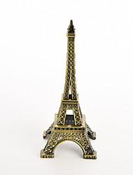 18см Эйфелева башня статуя скульптуры париж декора металла свадьба поставок украшения