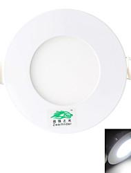 3W Потолочный светильник 15 SMD 2835 380 lumens lm Холодный белый Декоративная AC 220-240 V 1 шт.