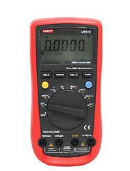 uni-t ut61e vermelha para multímetros digitais professinal