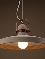 MAX 60W Lampe suspendue ,  Traditionnel/Classique Autres Fonctionnalité for Style mini CéramiqueSalle de séjour / Salle à manger /