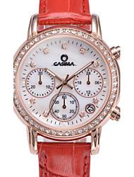 Orologio da polso-Donna-Quarzo-Pelle