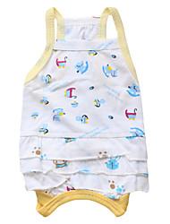 Dog Dress / Dress A variety of colors / Summer  Floral / Botanical Fashion