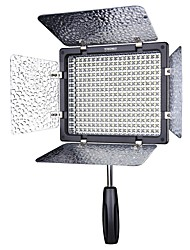 yongnuo® yn-300 iii geleid camera video-licht met 5500K kleurtemperatuur en instelbare helderheid voor canon nikon