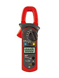 40m UNI-T ut204 (ω) 600 (v) 400 (a) convenientes medidores de pinza