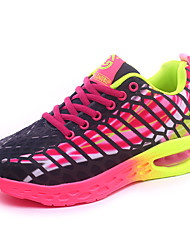 Women's  Luminous Shoes Air Cushion Casual Athletic Shoes Running Shoes