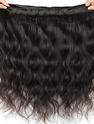 """3 unidades / lote 8 """"-30"""" cabelo humano onda brasileira corpo cabelo virgem do cabelo não processado"""