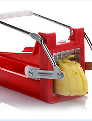 Hand Push Potato Strip Cutting Machine French Fries Divider
