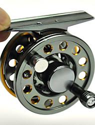 Eisfischereirollen 1:1 3 Kugellager Austauschbar Fliegenfischen / Eisfischen-CJL020 AJILA