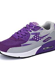 Da donna-Sneakers-Tempo libero Casual Sportivo-Comoda Decolleté con cinturino pattini delle coppie-Piatto-Tulle-