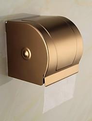 Держатель для туалетной бумаги Сплав цинка Крепление на стену 4.2*3.9*4.2 inch Сплав цинка / Алюминий Современный