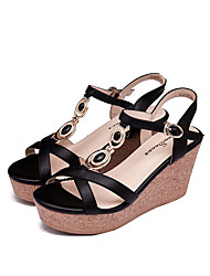 JUUSNN® Women's PU Sandals-Y852137288