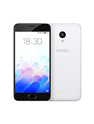 Meizu® M3 RAM 2GB & ROM 16GB Android Flyme OS 4G Smartphone With 5.0 HD Screen & 13.0Mp + 5.0Mp Cameras
