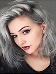 3st / lot heta försäljning brasilianska jungfru ombre raka hårförlängningar 1b / grå två ton människohår väva