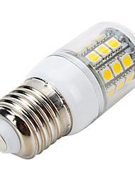 5W E26/E27 LED лампы типа Корн B 31 SMD 5050 400-500 lm Тёплый белый Декоративная AC 220-240 V 1 шт.