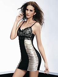 Damen Babydoll & slips / Hemden & Kleider / Dessous / Besonders sexy / Uniformen & Cheongsams Nachtwäsche,Sexy / Push-Up / Spitze / Retro