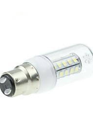 7W E14 / G9 / B22 / E26/E27 LED Mais-Birnen T 36 SMD 5730 800-1200LM lm Warmes Weiß / Natürliches Weiß DC 12 V