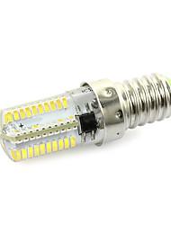 4W E14 Ampoules Maïs LED T 80 SMD 3014 320-360 lm Blanc Chaud / Blanc Froid AC 100-240 V 1 pièce
