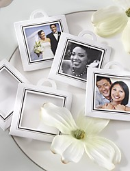 DIY Photo frame tag Name Tag Wedding Packaging Materials (12pcs/bag)