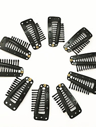 Clips Clips Extension Tools Copper 20 Wigs Hair Tools