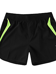 Running Bottoms / Pants / Shorts Men's Breathable / Stretch Fitness / Racing / Running Sports Black M / L / XL / XXL