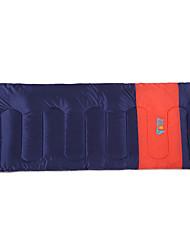 Schlafsack Rechteckiger Schlafsack Einzelbett(150 x 200 cm) # Hohlbaumwolle 180g 190X75 Wandern / CampingAtmungsaktivität / Staubdicht /