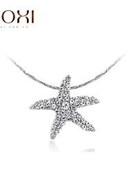 ROXI Silver Seafish Pendant Necklace Jewelry