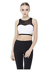 Running Bra / Tank Women's Sleeveless Breathable / Quick Dry / Lightweight Materials / Sweat-wicking ChinlonYoga / Pilates / Fitness /