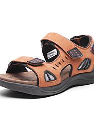 aokang® мужские кожаные сандалии - 141723015