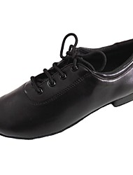 Customized Women's Lace-Up Ballroom Shoes Rock and Roll Shoes For Women
