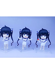 Is It Wrong To Try To Pick Up Girls In A Dungeon Hestia PVC 10cm Anime Action Figures Model Toys Doll Toy 1 Set
