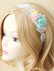 The Lace Fresh Style Flower Headwear