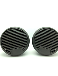 "3"" Inch Heavy Duty Waterproof Marine Outdoor Speakers for SPA Boat Motorcycle ATV Tractor Plastics UV-Proof"