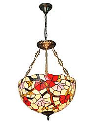 Подвесные лампы ,  Тиффани Прочее Особенность for Мини МеталлГостиная Спальня Столовая Кухня Кабинет/Офис Детская Прихожая Игровая
