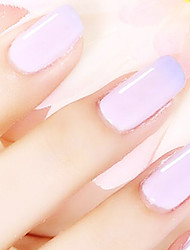 Ekbas Purple Color Gradient Nail Glue 16ML Nail Polish
