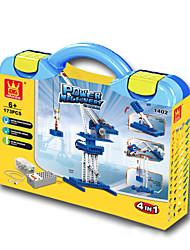dr wan, le neue Lehrmittel montiert 1402 Kunststoff-Bausteine Spielzeug Erziehungswissenschaft