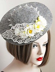 The Elegant and Fashionable Lace Hat