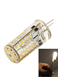 YouOKlight®  G4 3W 57*SMD 3014 150LM 3000K Warm White Corn Bulbs (DC12V)