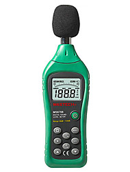 MASTECH MS6708 Green for Sound Level Meter