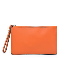 DAVIDJONES/Women PU Casual / Event/Party / Shoulder Bag / Clutch / Wallet / Wristlet / Cross Body Bag / -More Color