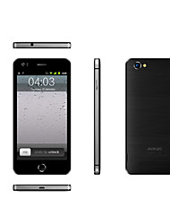 "JACKLEO Florid JL530 5.1 "" Android 4.4 3G Smartphone (Dual SIM Quad Core 8 MP 1GB + 4 GB Black / White)"