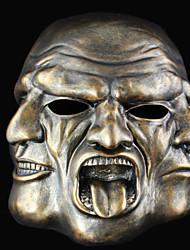 - fürMann-Andere-Weiß / Schwarz / Gold-Masken- mitMaske